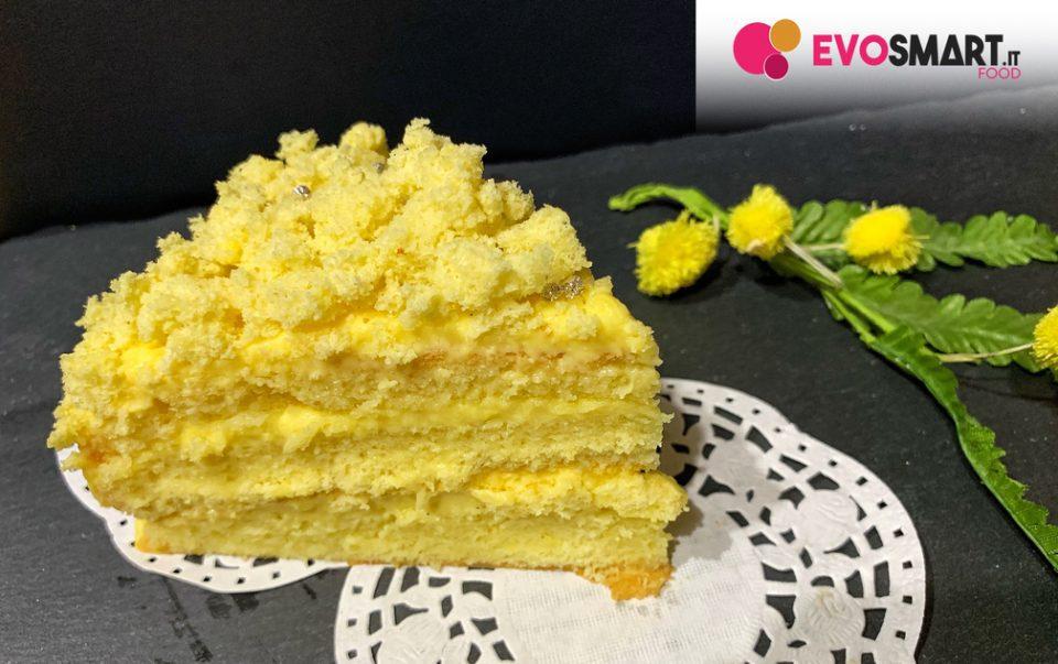 Torta mimosa | Evofood.it