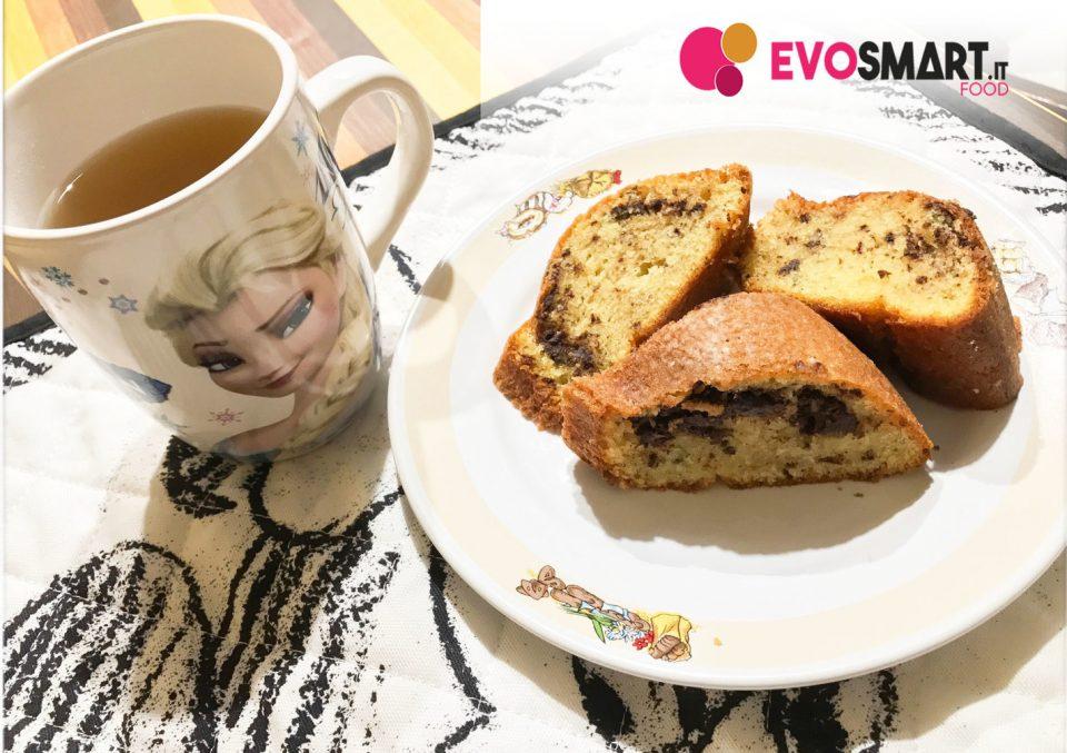 ciambella ricotta e cioccolato | Evofood.it