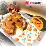 Torta zucca e amaretti : un'idea per Halloween