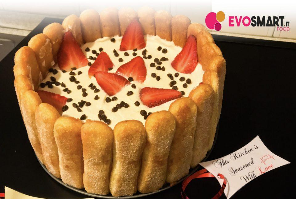 L'alternativa al classico: il tiramisù alle fragole | Evofood.it
