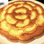 Il classico che non stanca: torta di mele soffice e golosa