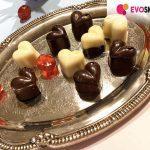 Cioccolatini a cuore fatti in casa: ecco la ricetta | idea per San Valentino