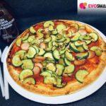 L' Italia in tavola: pizza fatta in casa con ciliegino Convivia