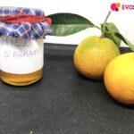 Miele d'arancio fatto in casa
