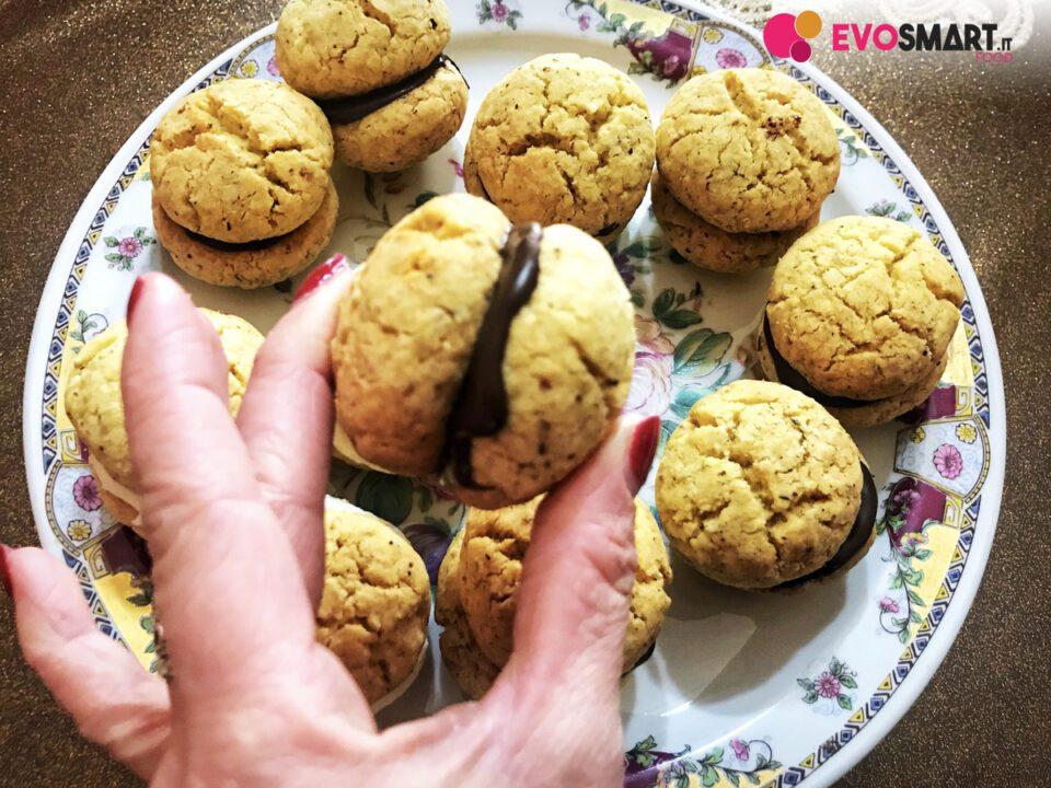 Baci di dama senza glutine | Evofood.it