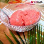 Ricetta del gelato alla fragola senza glutine e lattosio