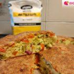 Torta svuotafrigo: il salva-cena furbo e senza grumi con la farina Pivetti