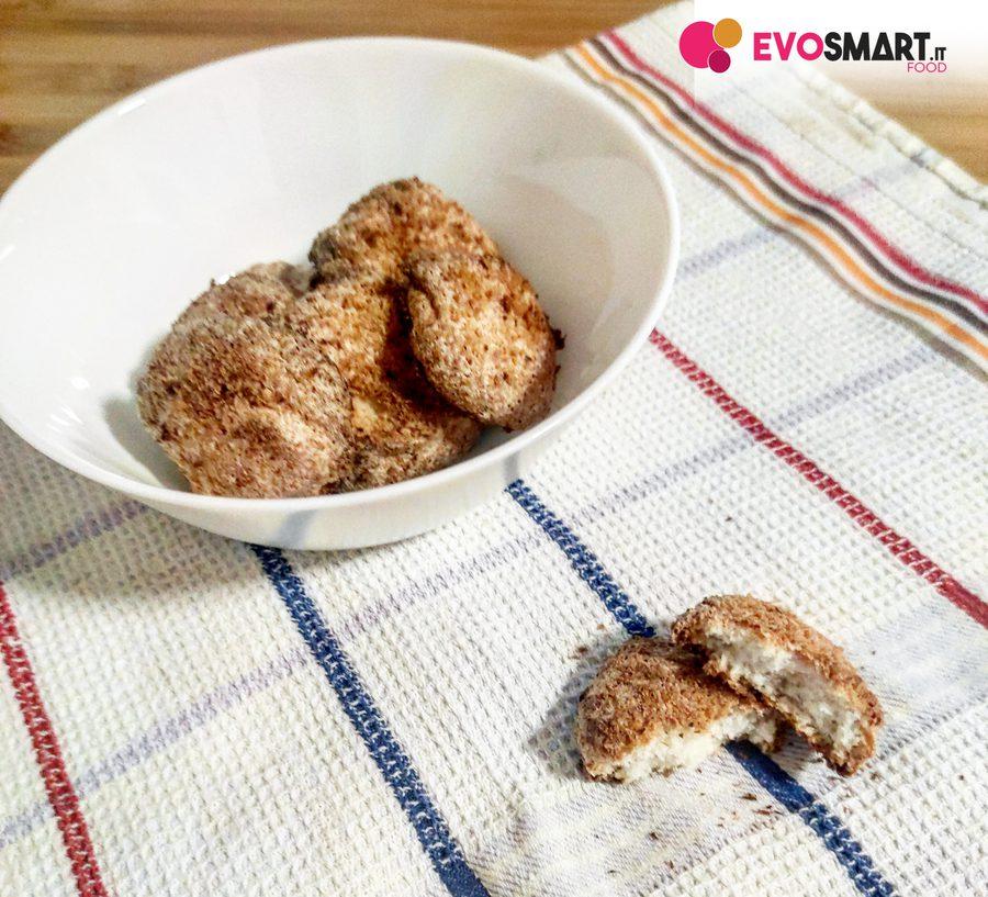 Biscotti al cocco Evofood