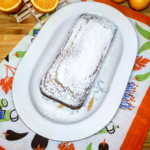 Plumcake arancia e cocco Evofood