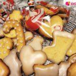 Biscotti di Natale semplici e glassati