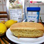 Plumcake senza glutine e senza lattosio agli agrumi