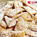 Chiacchiere di carnevale: la ricetta perfetta