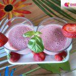 Frappè alle fragole senza lattosio: ricetta semplice e veloce!