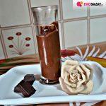 Liquore al cioccolato senza lattosio semplice e veloce!