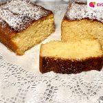 Plumcake allo yogurt greco con marmellata di zenzero e limone